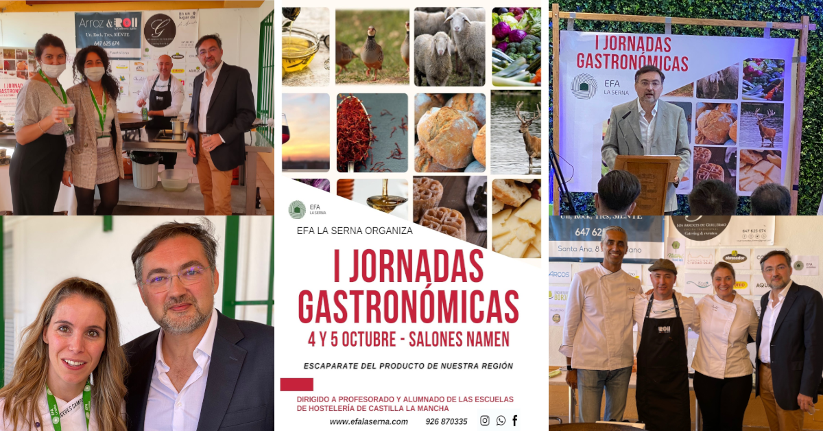 I Jormadas gastronomicas La Serna